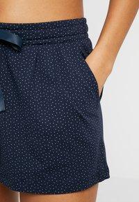 Schiesser - Pyjamasbukse - nachtblau - 4