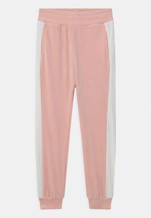 HALEY  - Tracksuit bottoms - light dusty pink