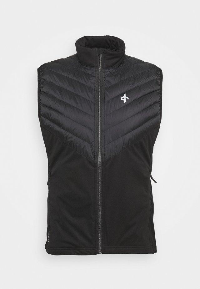 STANCE VEST - Vest - black