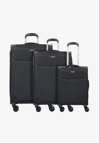 Hardware - XLIGHT - Luggage set - black - 0
