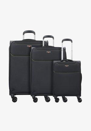 XLIGHT - Kofferset - black