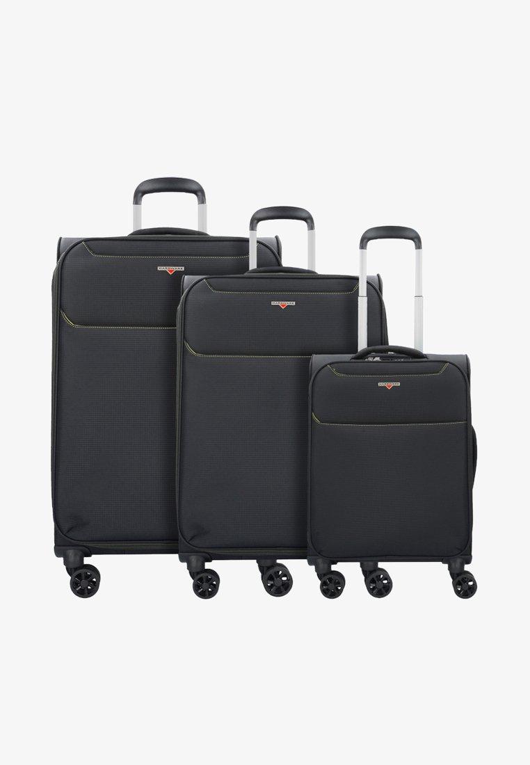 Hardware - XLIGHT - Luggage set - black