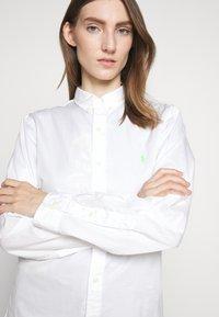 Polo Ralph Lauren - CHINO - Camisa - white - 8