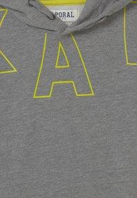 Kaporal - SPLIT LOGO HOODIE - Sweatshirt - medium grey - 2