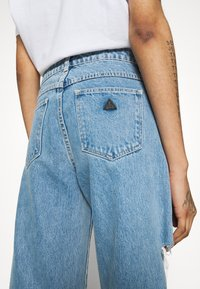 Abrand Jeans - A STREET ALINE - Jeans straight leg - freedom - 5
