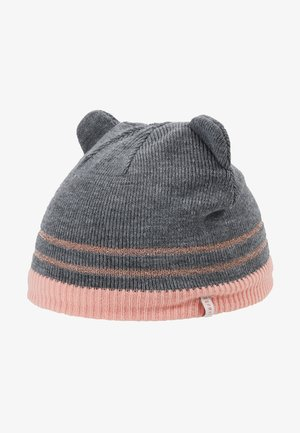 SCARVES HATS - Beanie - dark heather grey