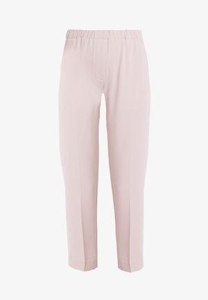 HOYSA TROUSERS - Trousers - pale mauve