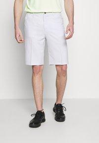 adidas Golf - PARLEY GOLF SHORT - Sportovní kraťasy - light grey - 0
