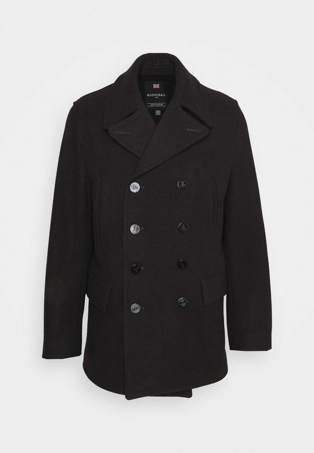 CHURCHILL REEFER - Short coat - navy