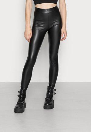 VMGAYA - Leggings - Trousers - black