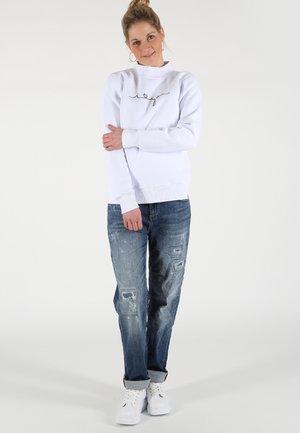 DIVA BOYFRIEND - Relaxed fit jeans - blau