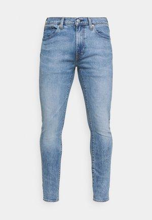 SKINNY - Jeans Skinny - corfu blue key