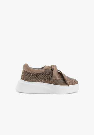 TAIQUE - Sneakers laag - sand