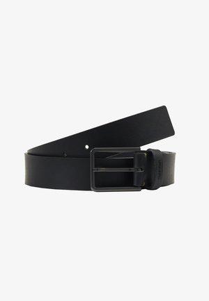 ESSENTIAL BELT - Riem - black