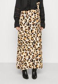 Fabienne Chapot - BOBO SKIRT - Maxi skirt - panther love - 0