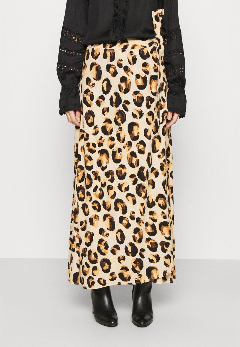 Fabienne Chapot - BOBO SKIRT - Maxi skirt - panther love