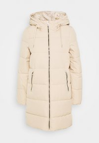ONLY Petite - ONLDOLLY LONG PUFFER COAT - Winter coat - humus - 4