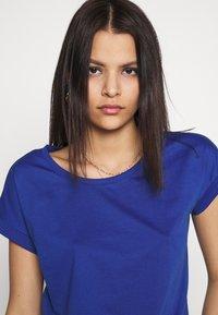 Vila - VIDREAMERS PURE - Basic T-shirt - mazarine blue - 3