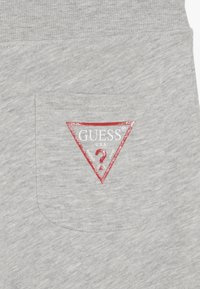 Guess - ACTIVE CORE - Spodnie treningowe - light heather grey - 3