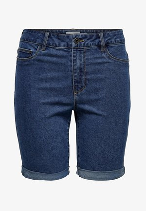 ONLSUN ANNE - Shorts vaqueros - medium blue denim