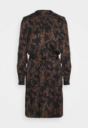 TREE DRESS - Robe chemise - black