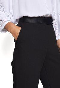 IVY & OAK BRIDAL - Pantaloni - black - 4