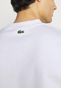 Lacoste - Sweatshirt - white - 4