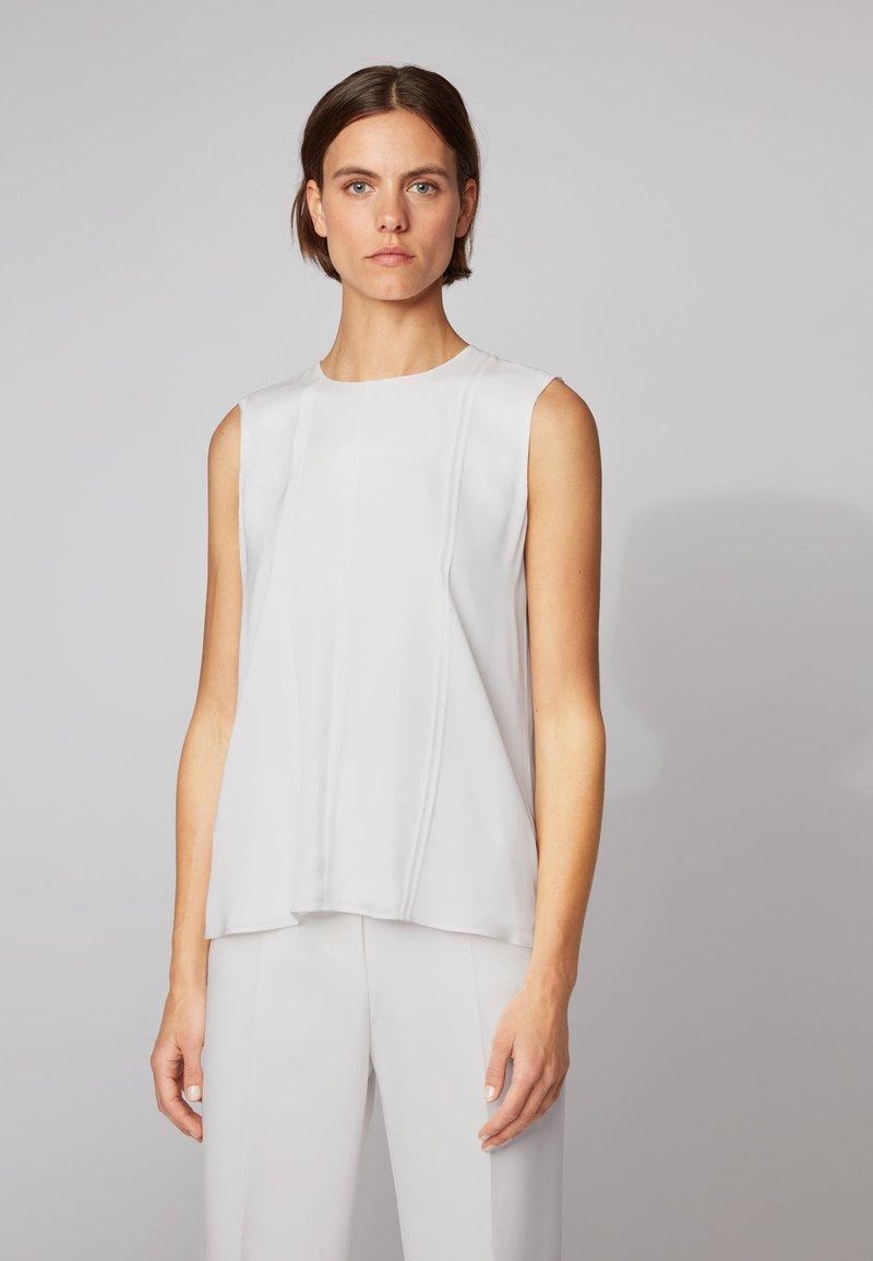 BOSS - IESANA - Blouse - white