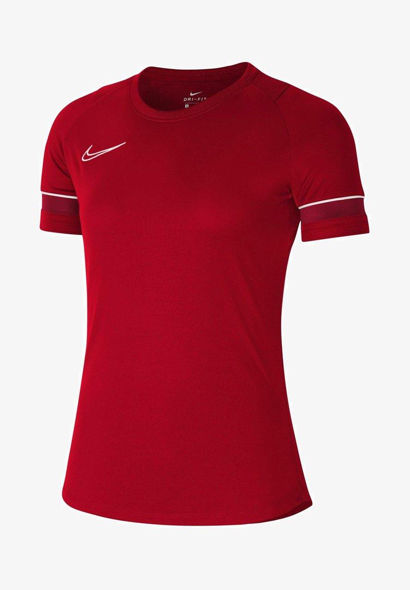 Nike Performance - T-shirt print - university red