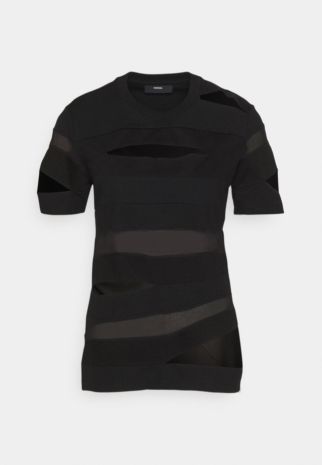 SLICE - Blouse - black