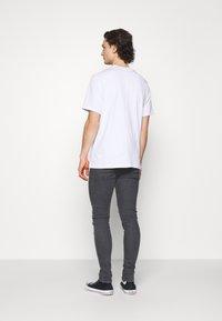 274 - PATCH - Skinny džíny - grey - 2