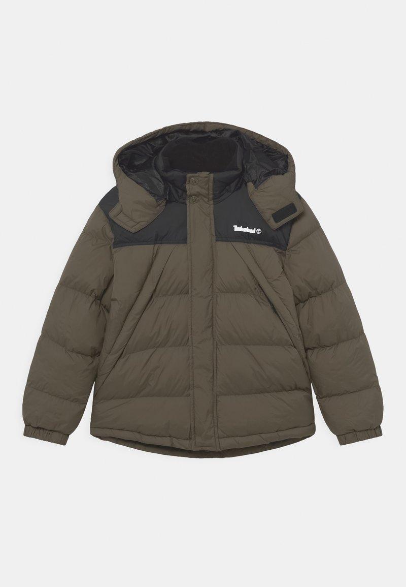 Timberland - PUFFER - Winter jacket - khaki