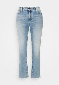 Replay - ROSE COLLECTION JULYE PANTS - Straight leg jeans - light blue - 0