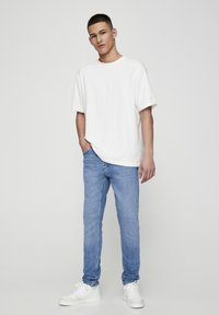 PULL&BEAR - Jeans slim fit - blue denim - 1