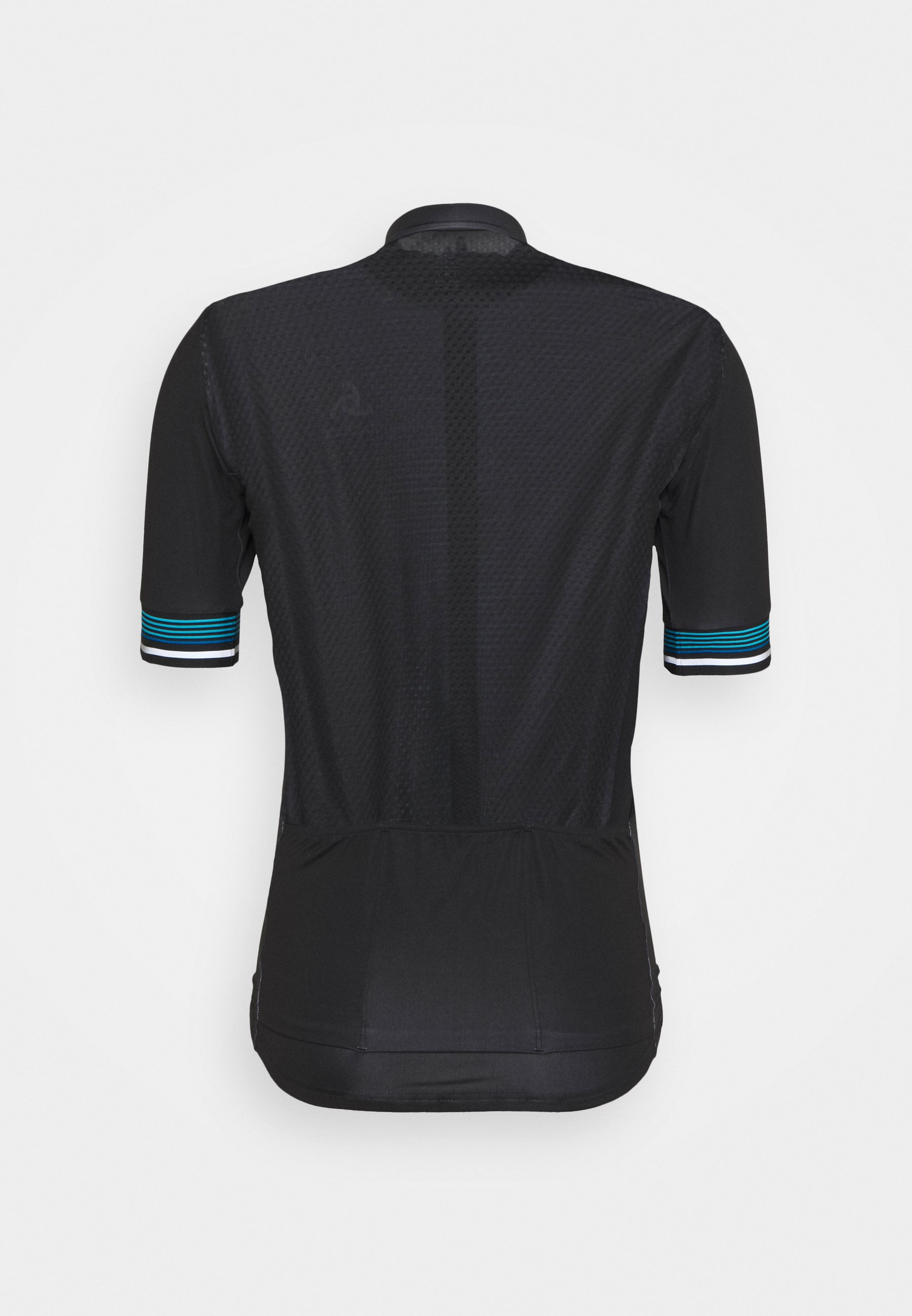 Homme STAND UP COLLAR FULL ZIP - Maillot de cycliste