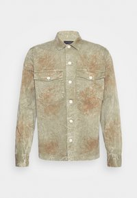 PIONEER SHIRT - Shirt - tanned taupe
