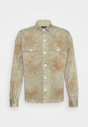 PIONEER SHIRT - Skjorta - tanned taupe