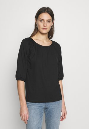 BANDANASCAF - Basic T-shirt - black