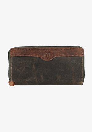 Wallet - khaki/brown