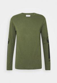 Pier One - Långärmad tröja - olive - 4
