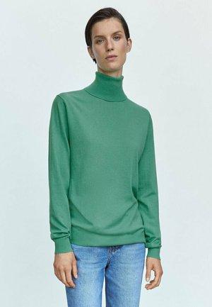 MIT LANGEN ÄRMELN - Jumper - green