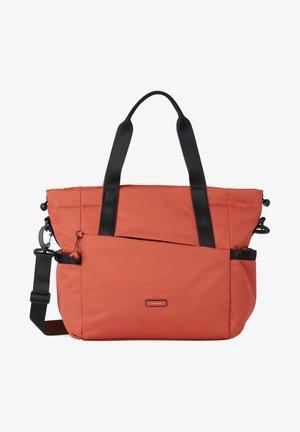 NOVA GALACTIC - Shopping bag - mars red