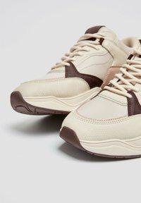 PULL&BEAR - Sneakersy niskie - multi-coloured - 4