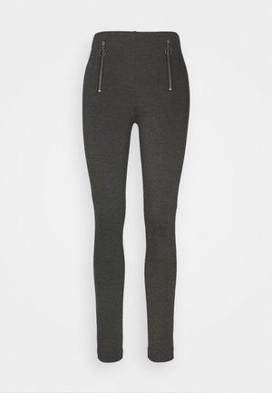 BYTANYA LEGGINGS - - Leggings - Trousers - dark grey