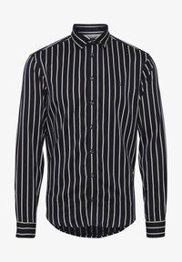 Casual Friday - Shirt - navy blazer - 3