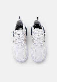 adidas Originals - ZX 2K UNISEX - Trainers - footwear  white/grey one/core black - 3