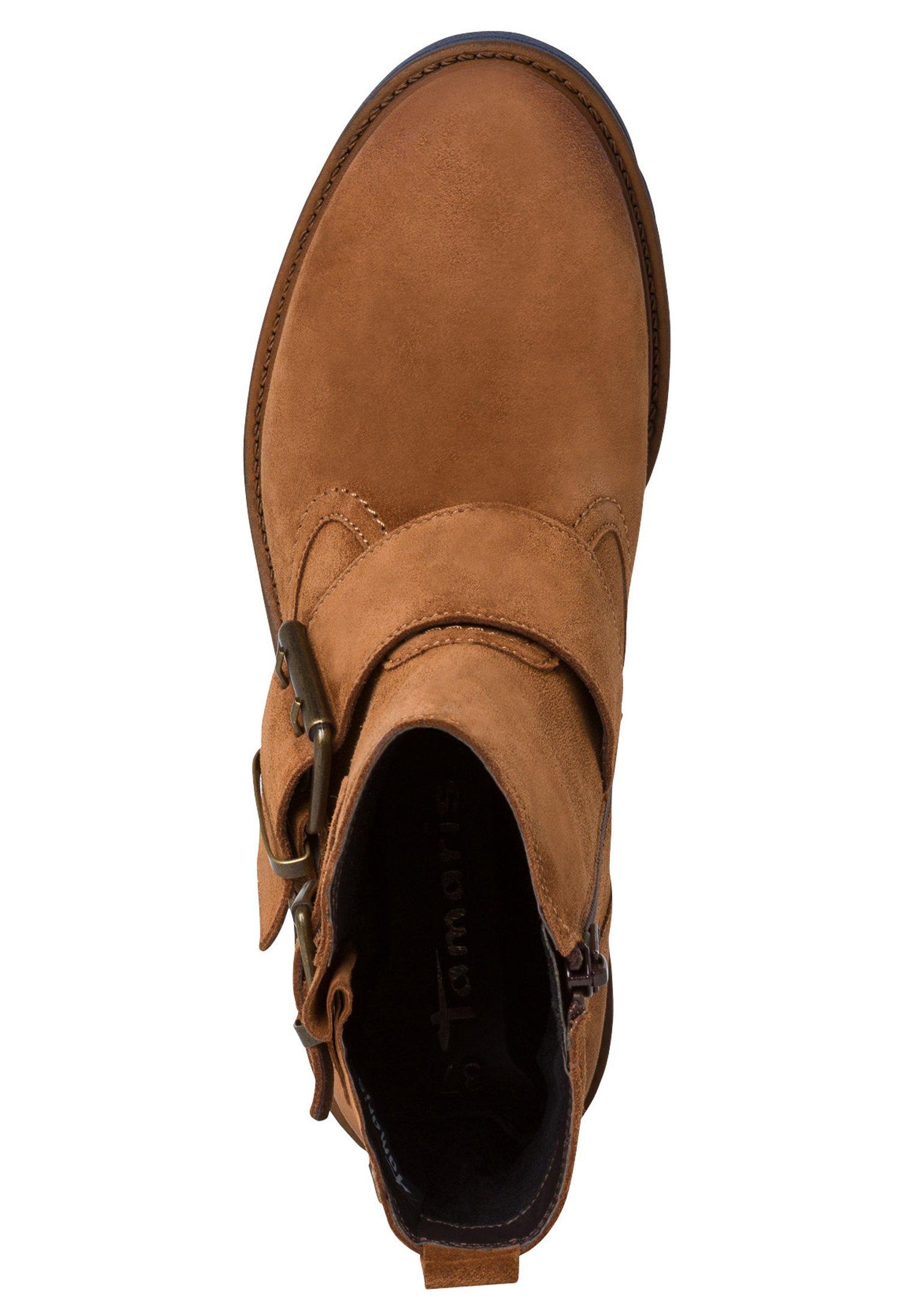 Tamaris Ankle Boot cognac/braun