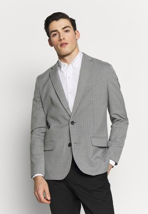 TONY PINSTRIPE - Sako - light grey