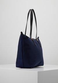 Lauren Ralph Lauren - KEATON TOTE-SMALL - Handbag - navy - 3