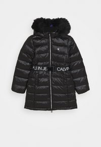 Calvin Klein Jeans - ESSENTIAL LONG - Down coat - black - 0